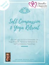 Self Compassion & Yoga Retreat