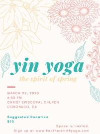 spring yin